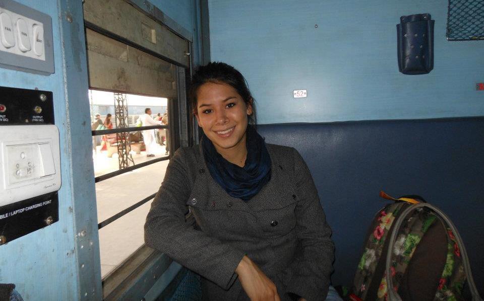 trein in india