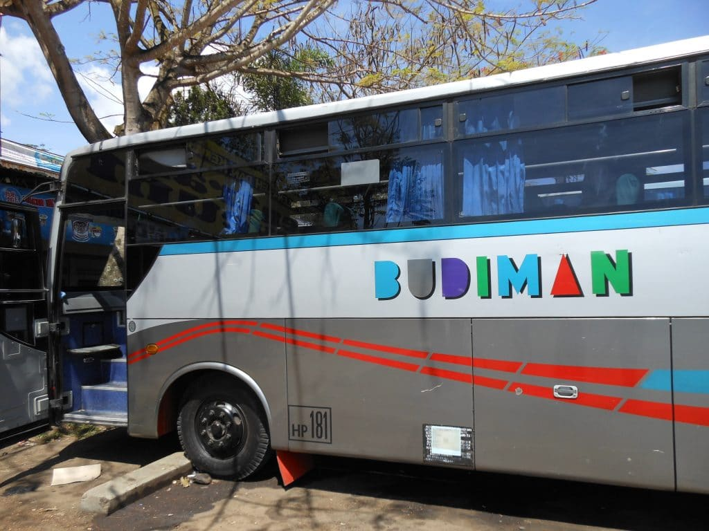 Hoe van Bandung naar Pangandaran