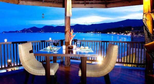 Chaweng Garden Beach resort, goed hotel Koh Samui
