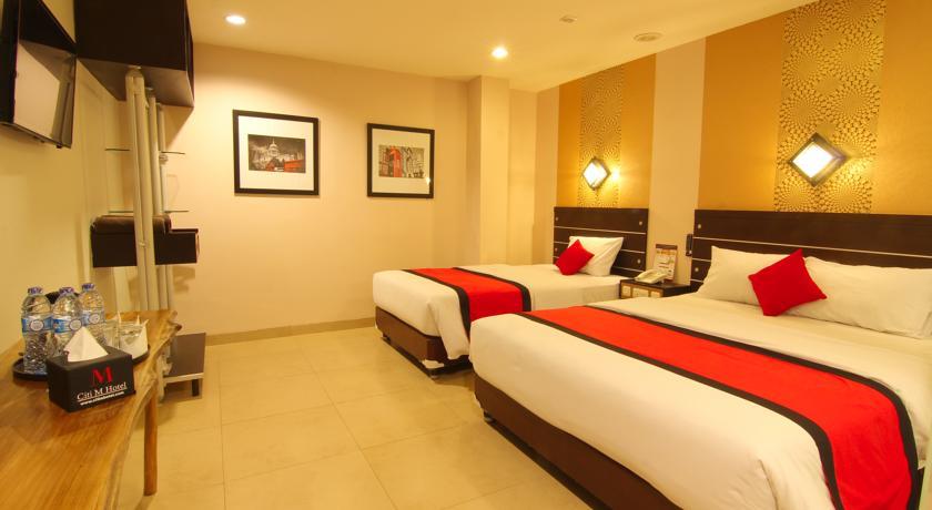 Citi M hotel Gambir Jakarta