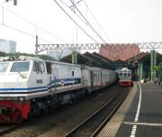 Gambir Station voor je treinreis naar Bandung