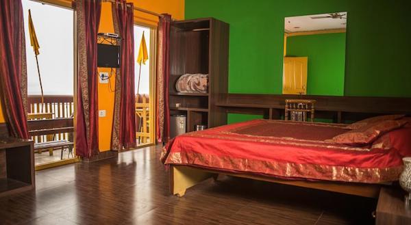 Ganpati guesthouse Varanasi
