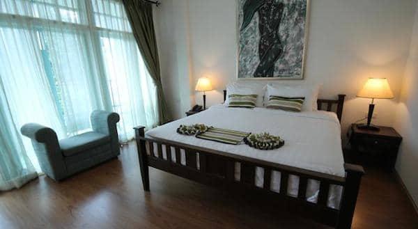 Goed hotel Phuket Casa Blance Boutique