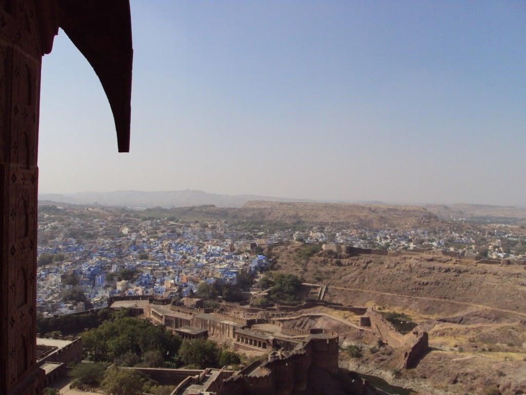 Jodhpur de blauwe stad
