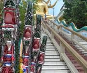 Ko Samui - De Wat Phra Yai tempel