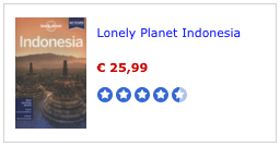 Lonely Planet Indonesië
