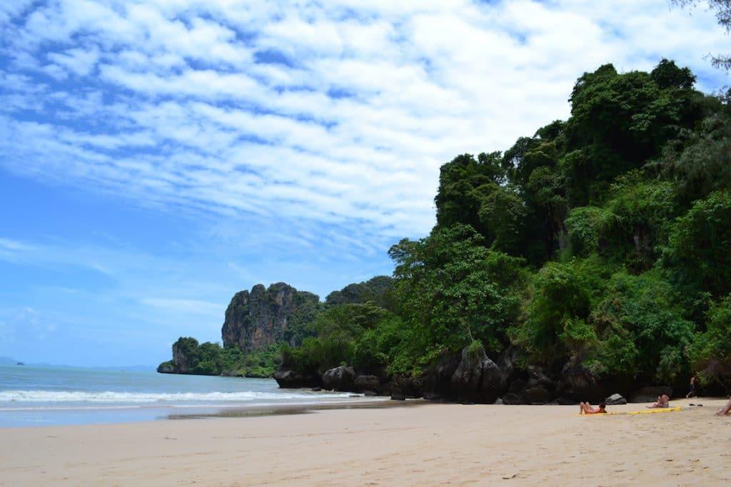 Omgeving Krabi Thailand