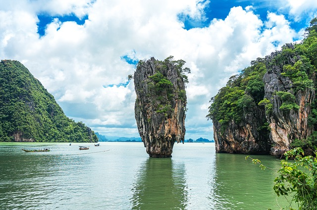 James Bond eiland, Ao Phang Nga national park
