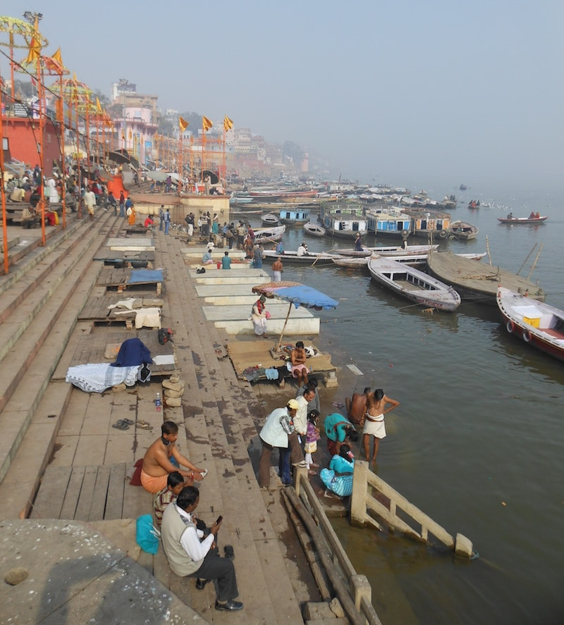 Rondreis India Varanasi