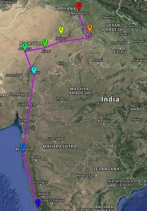 3 tot 4 weken reizen door india rajasthan mumbai goa