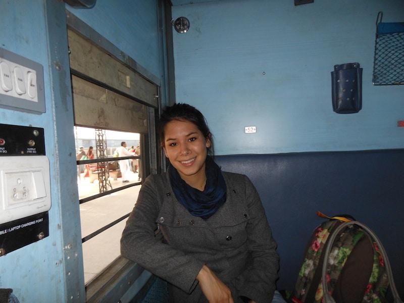 Treinreis Delhi Jaipur