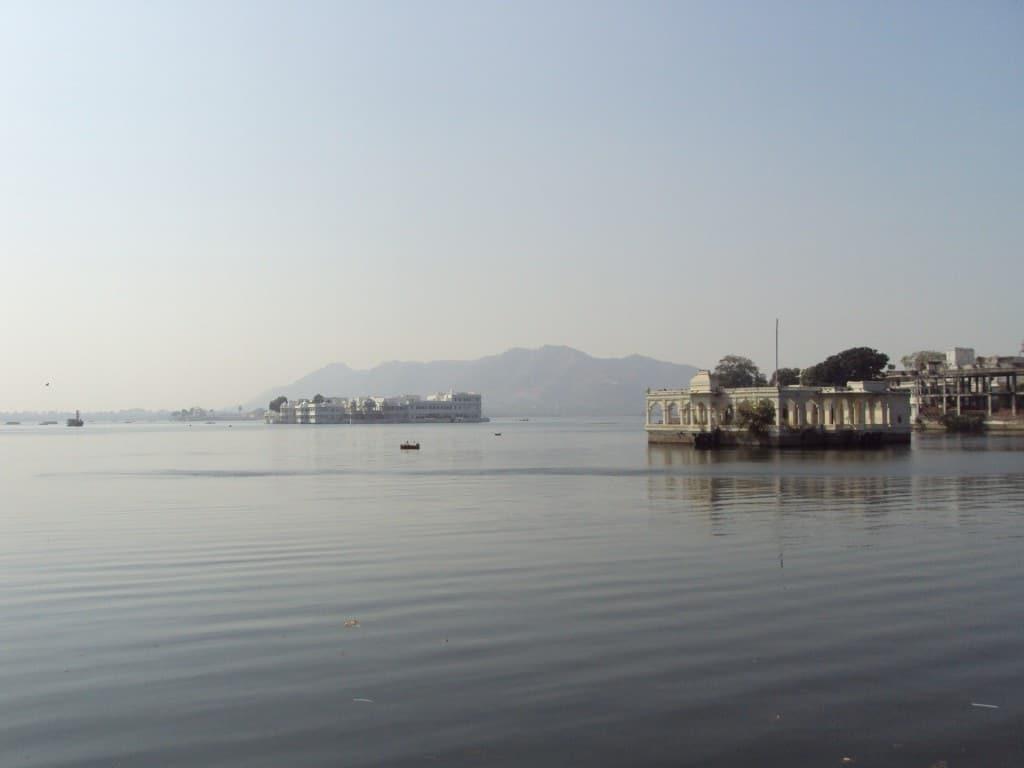 Udaipur paleis