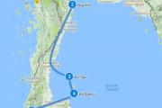 route-noord-zuid-thailand-3weken