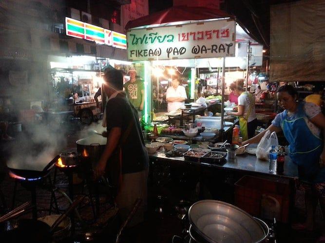 Chinatown eetkraampjes