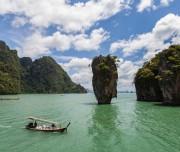 Ko Tapu, James Bond eiland, Ao Phang Nga national park