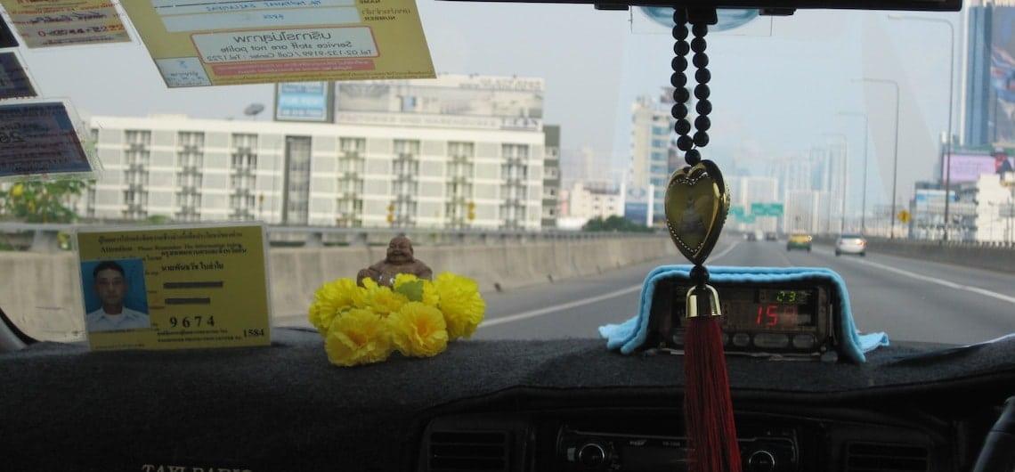 Opgelicht in Thailand
