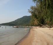 Sairee beach op Ko Tao