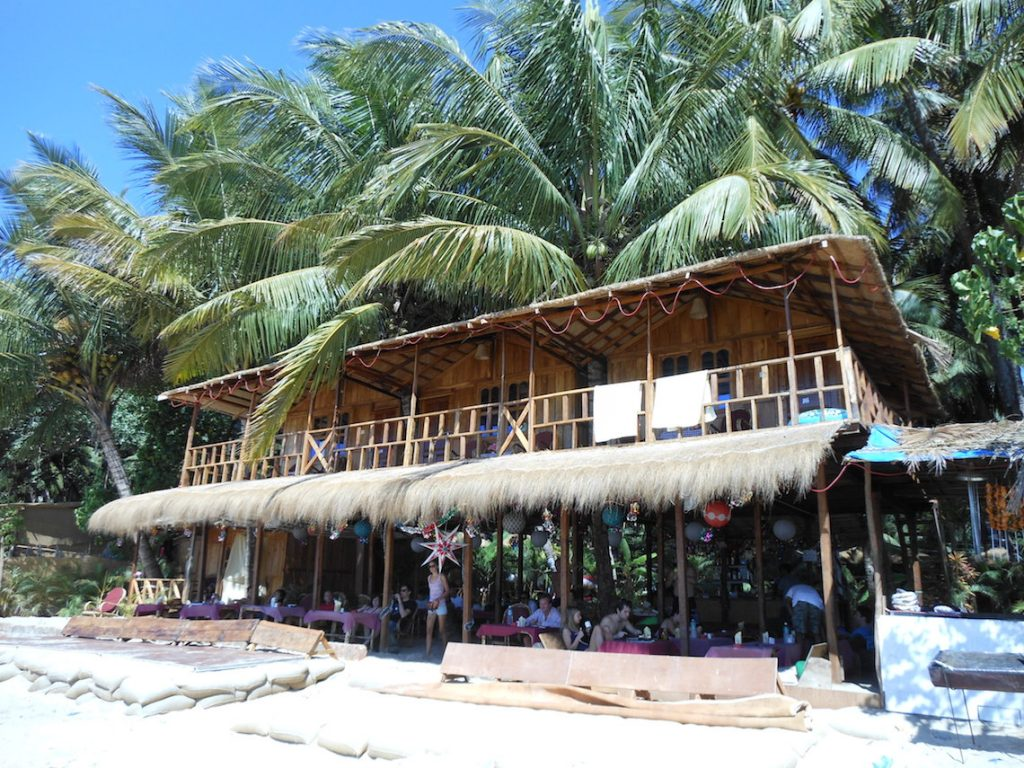 Fernandes beach cottages palolem
