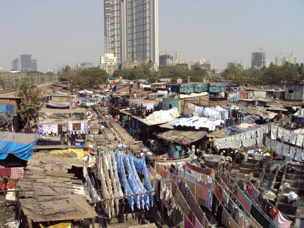 Mumbai Dhobi Ghats