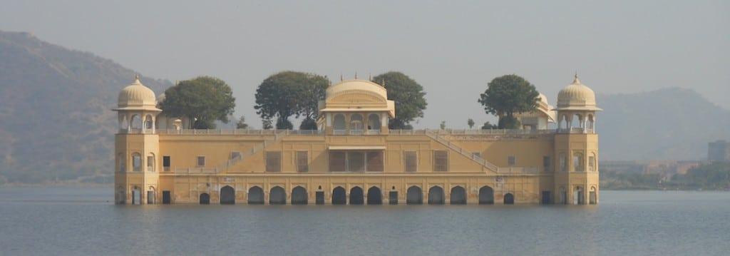 Waterpaleis jaipur Jal Mahal