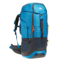 backpack dames 60 liter decathlon