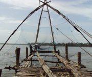 reisroute zuid india cochin - chinese visnetten