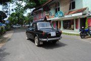 route zuid india cochin Kerala