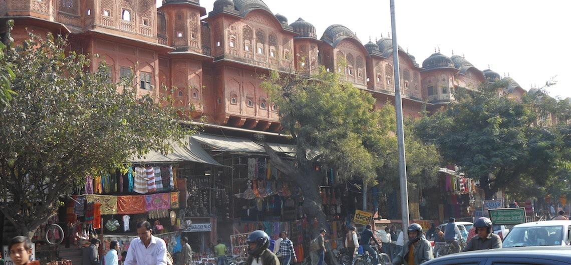 wat doen in Jaipur India