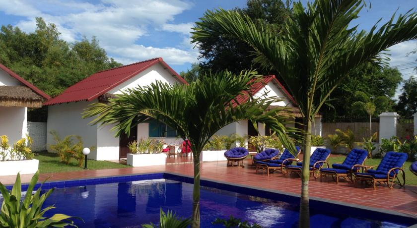 French garden resort Sihanoukville