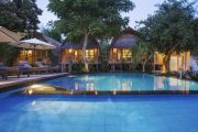 Komodo Garden huts Nusa Lembongan