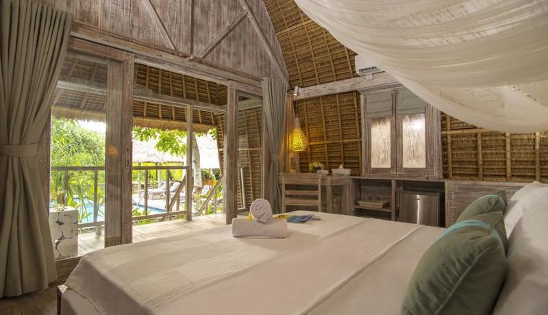 Komodo Garden kamer
