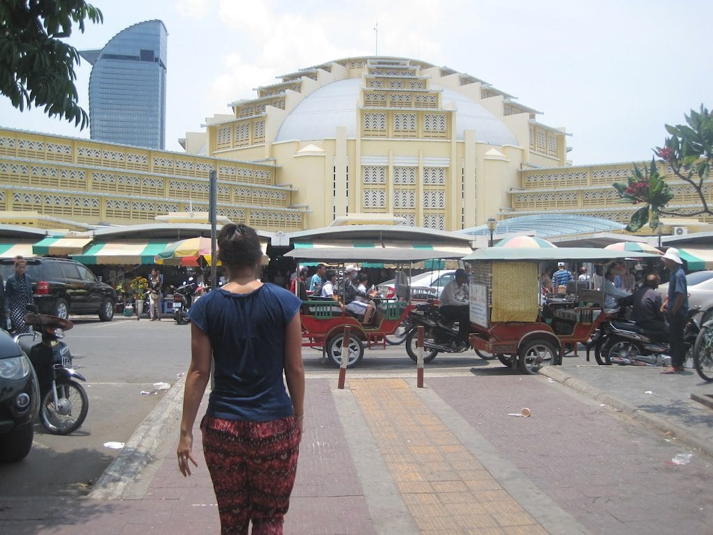 Psar Thmei central market