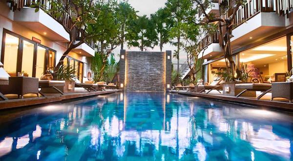 Sense Hotel Seminyak Bali