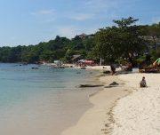 Serendipity Beach Sihanoukville Cambodja