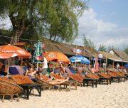 Sihanoukville strand