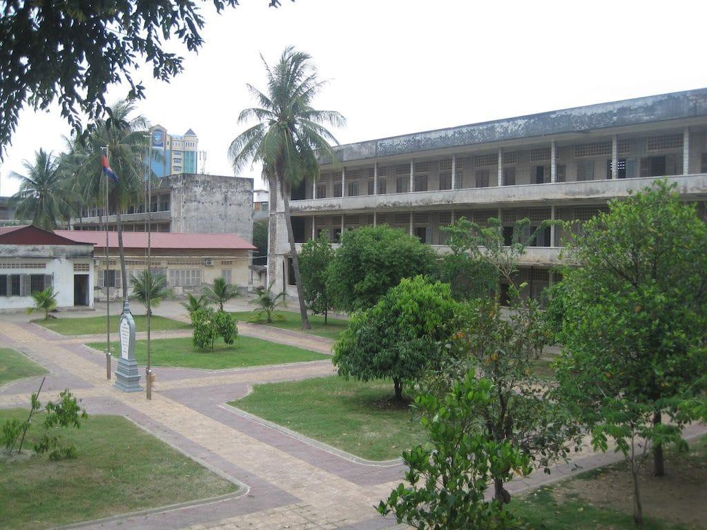 Tuol Sleng Museum Phnom Penh