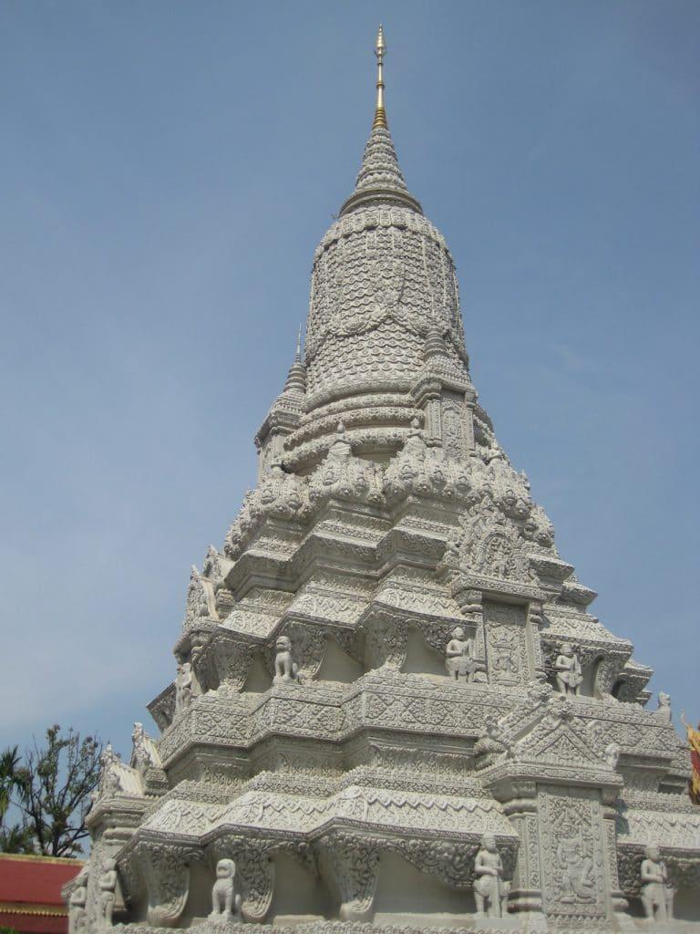 Zilveren Pagoda