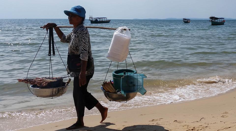 backpacken naar Sihanoukville