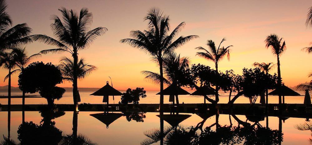 Bali huwelijksreis