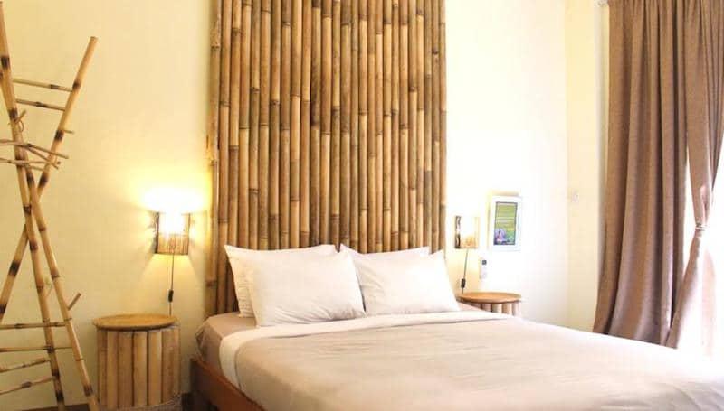 Bamboo Bamboo homestay in Yogyakarta