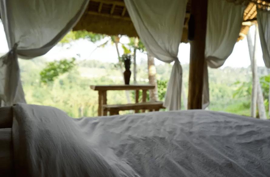 Slaapkamer Zen Hideaway