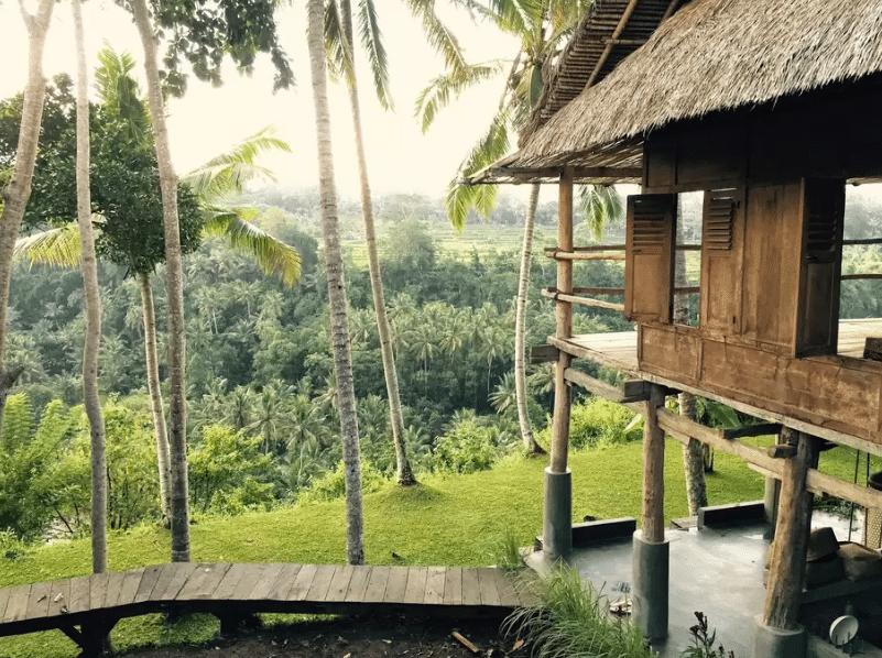 Villa zen Hideaway bij Ubud