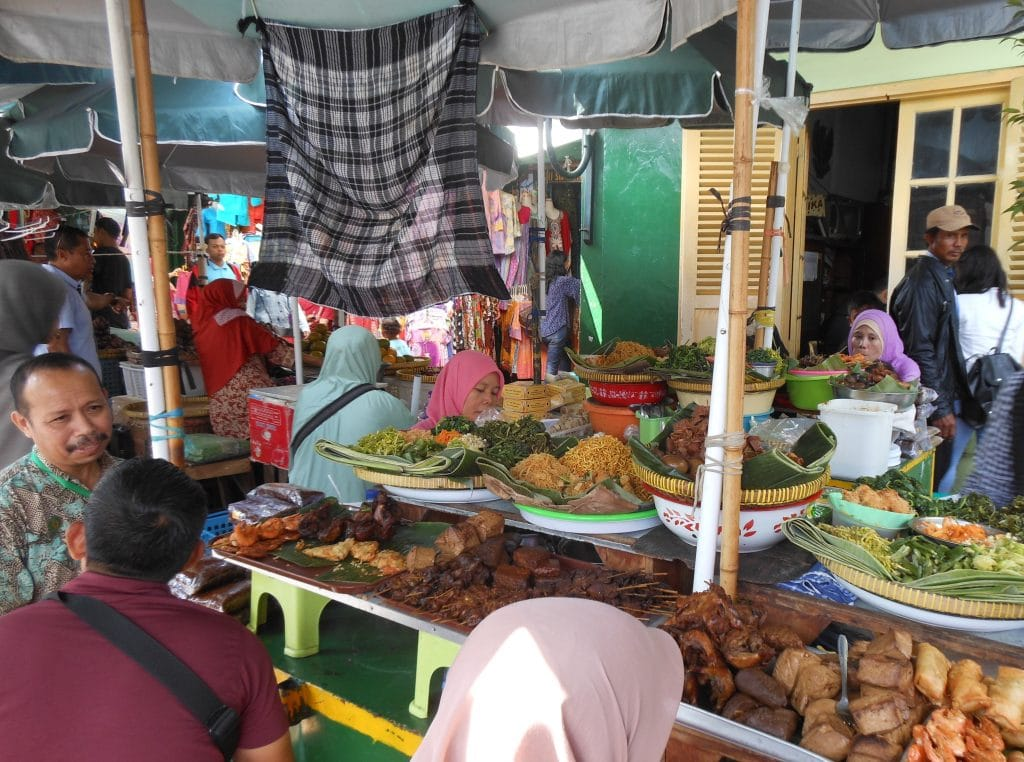 Eten in Azië
