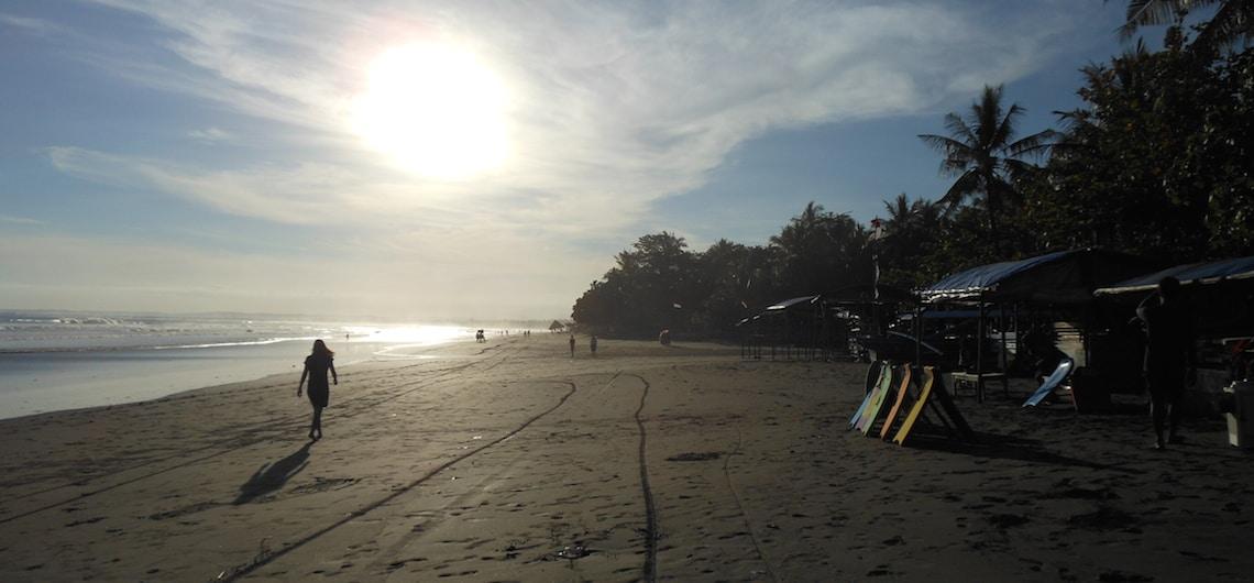 Pangandaran beach hoe kom je er