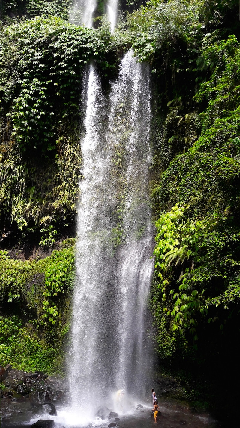 Sendang Gile waterval Lombok
