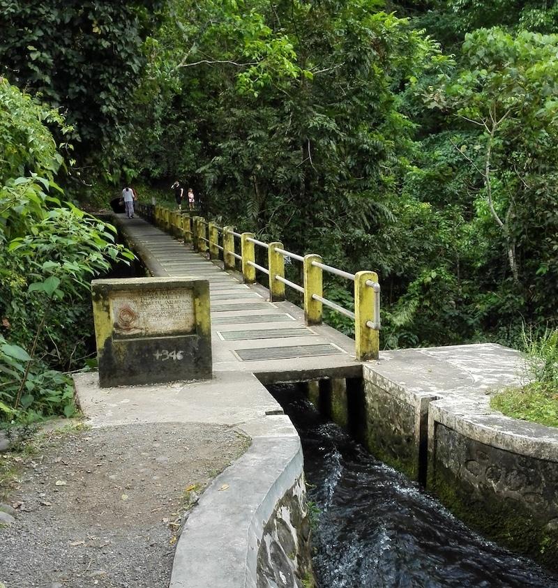 Waterval lombok hiken