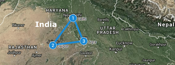10-dagen-backpacken-route-india