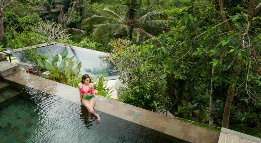 10 Best Hotels With An Infinity Pool In Ubud Bali Reisjevrij Nl