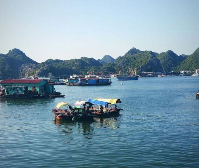 Cat Ba - Halong Bay