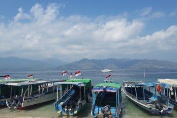 Eilandhoppen indonesie route